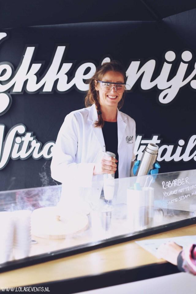 Foodtruck Lekkernijs