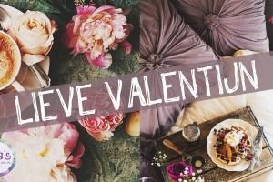 Valentijnsdag - liefde gaat door de maag!
