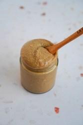 mantequilla de semillas