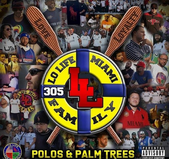 Lo Life Miami Family - Polos And Palm Trees