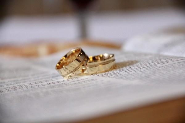 Alliances de mariage