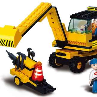 Heavy Engineering Front Loader