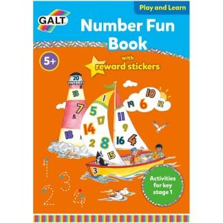 Number Fun Book