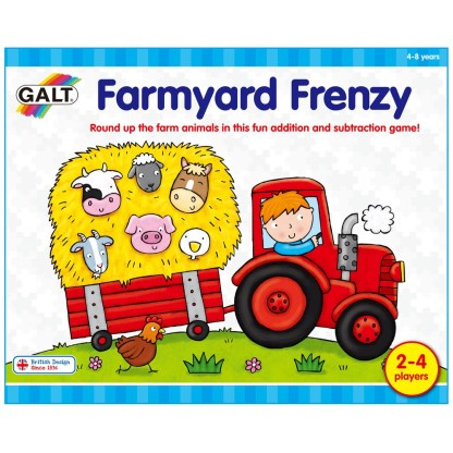 Farmyard Frenzy