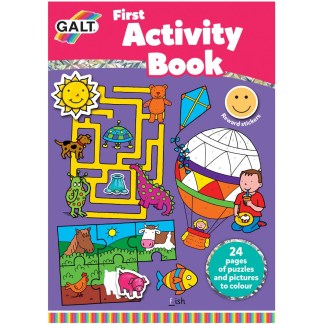 First Activity Book