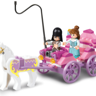 Girls Dream - Princess Cart
