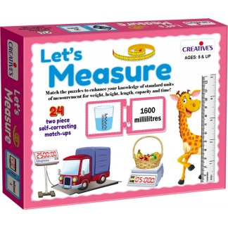 Lets measure