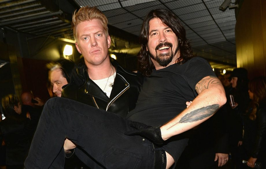 Foo Fighters y Queen of the Stone Age