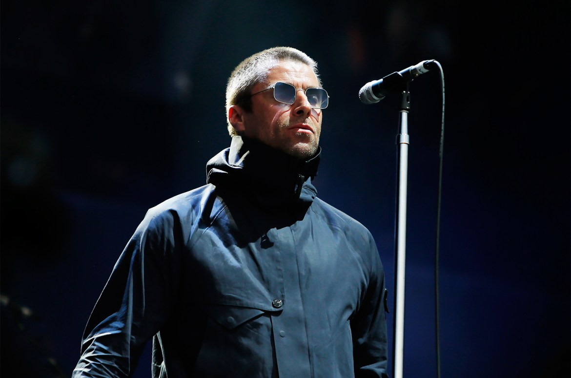 Sideshow de Liam Gallagher