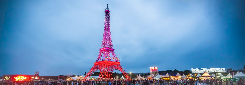 Lollapalooza Paris 2018