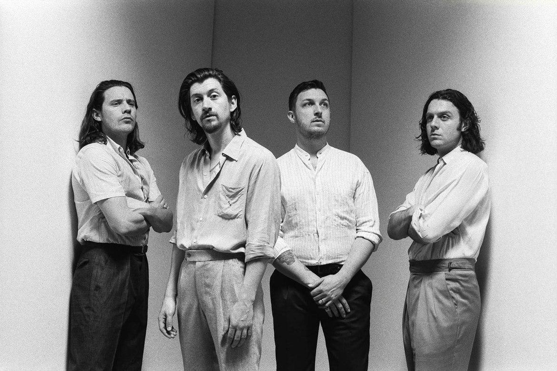 Arctic Monkeys califica sus propias canciones
