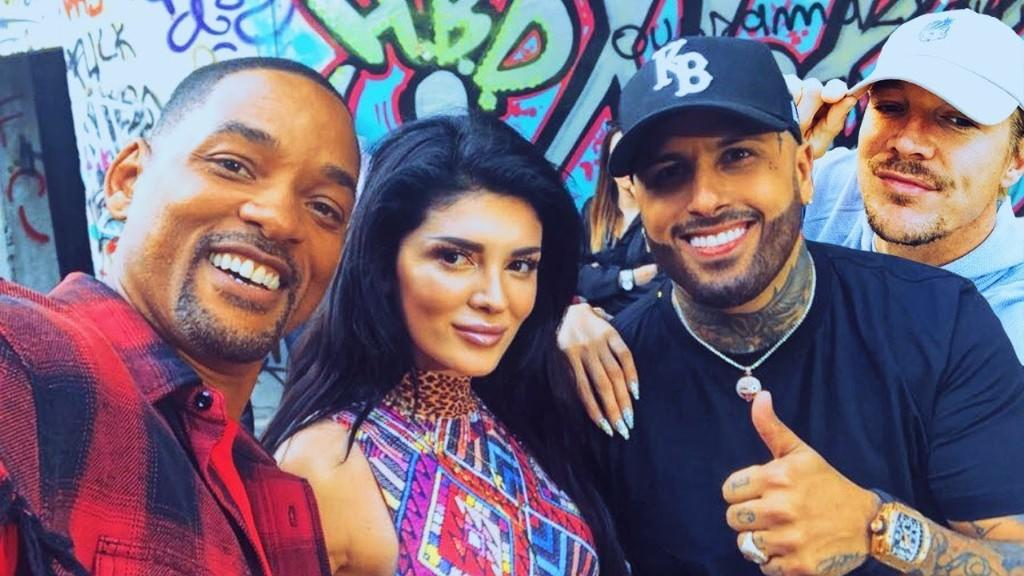 will smith, nicky jam, diplo, era istrefi