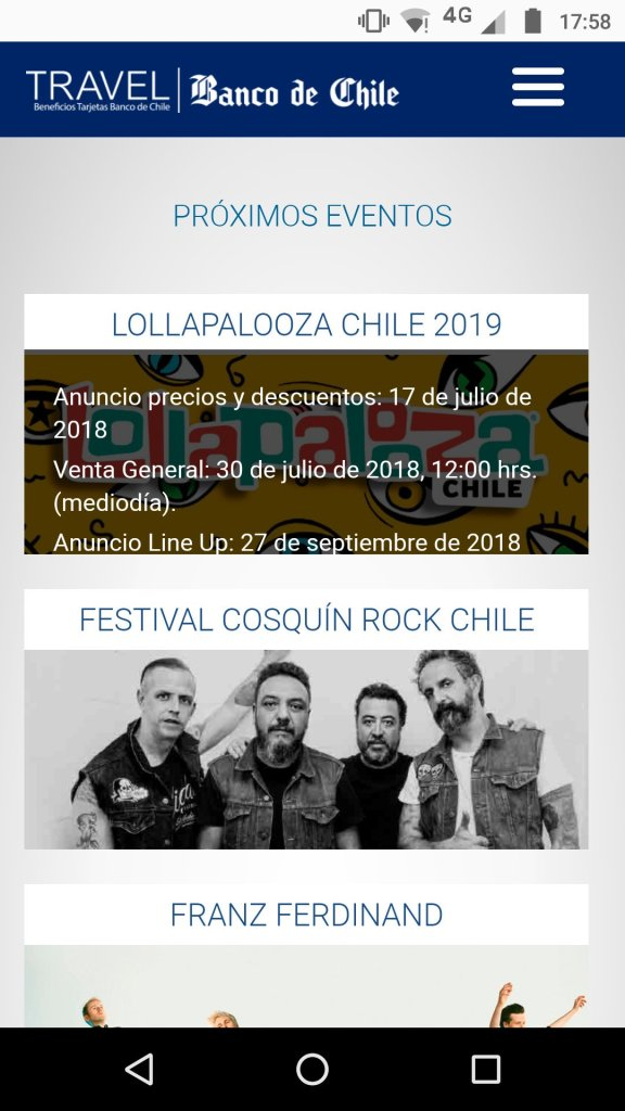 Se anuncia el lineup del Lollapalooza el 27 de septiembre