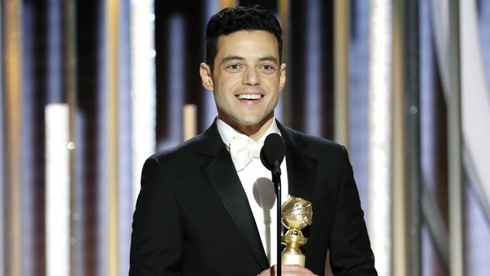 Bohemian Rhapsody gana premio mejor película de Drama en Globos de Oro 2019