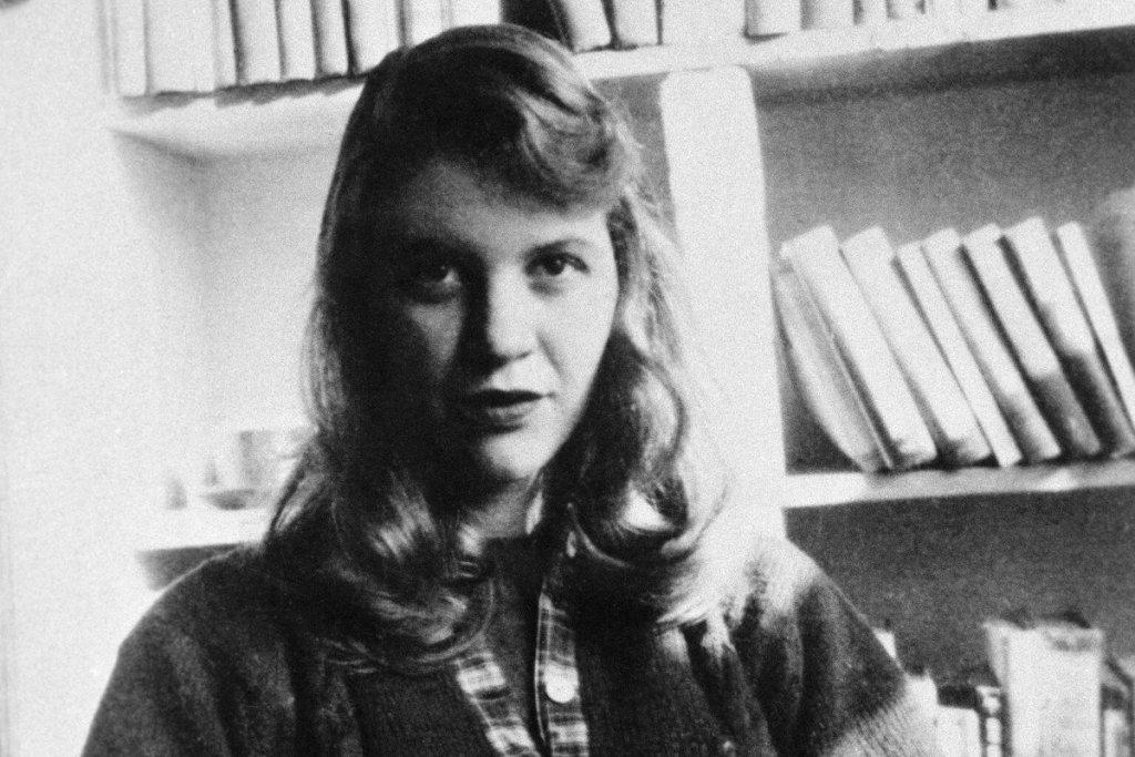 Lana Del Rey menciona a Sylvia Plath