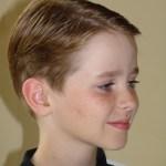 Boy Hair Cut Los Angeles, CA