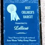 Santa Clarita Valley Living Magazine Best Children's Haircut