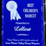 Best Children's Haircut Santa Clarita Vally