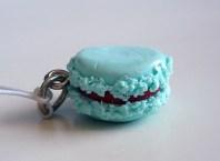 Porte-clés macaron