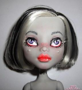 Frankie Stein repaint - Face