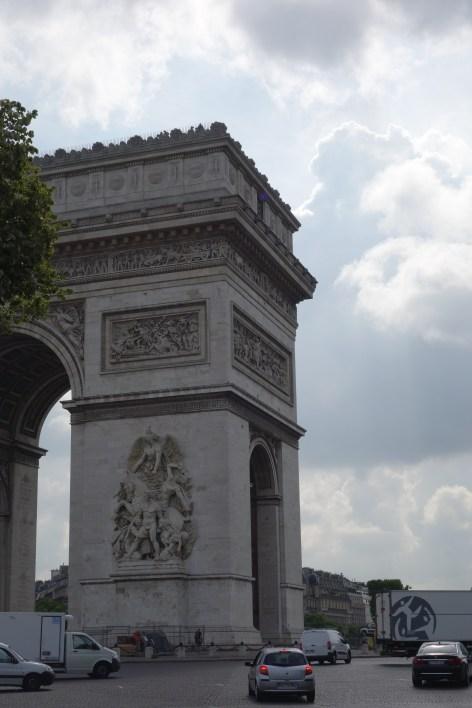 Arc de Triomphe III
