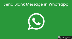 how-to-send-blank-message-in-whatsapp