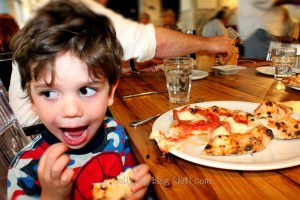 Eataly loves kids- and it's mutual
