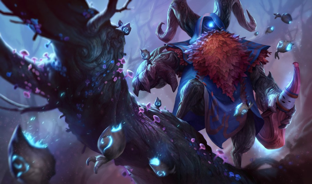 CHECK THIS OUT! Login screen featuring Bard