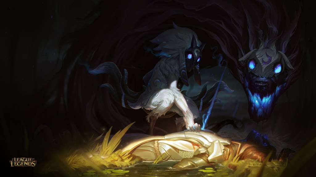Kindred, the Eternal Hunters – New Champion!