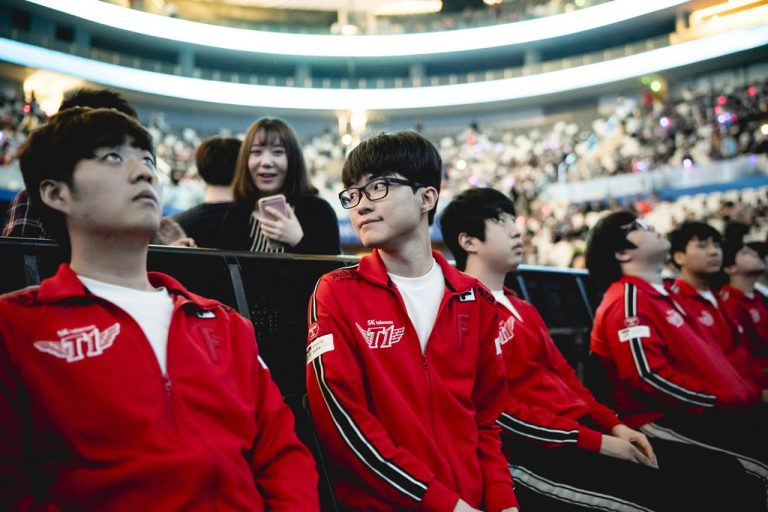 "Faker: ""Lately, even when we win a lot, it doesn't seem like we win as well as before."""