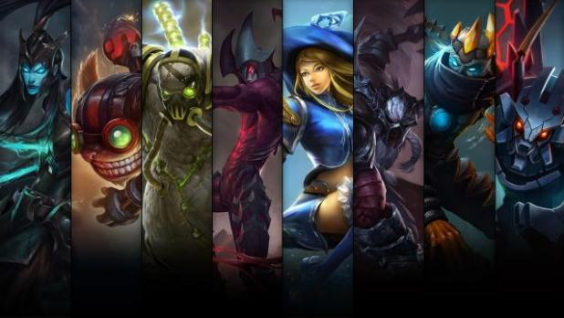 Champion and skin sale: 11.15 – 11.18