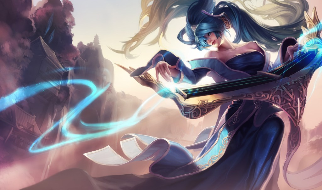 LoL News Champion Guides Day 1 – Sona