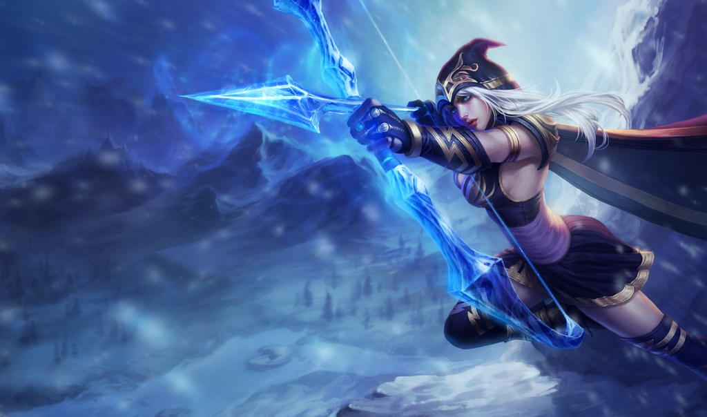 LoL News Champion Guides Day 3 – Ashe