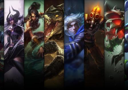 champion skin sale lol news