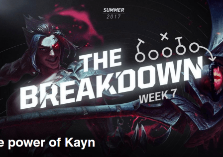 power of kayn