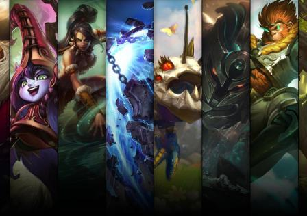 Champion and Skin Sale 04.17 – 04.20