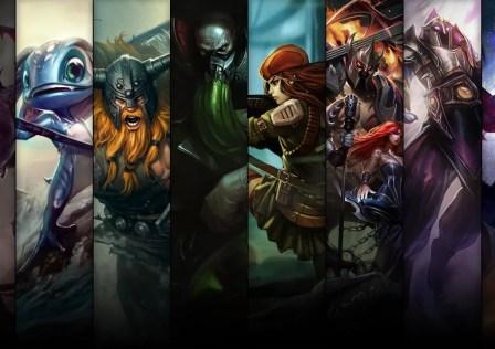Aatrox, Fizz, Olaf, Urgot, Resistance Catlyn, Pentakill Mordekaiser, Overlord Malzahar, Dark Lord Varus