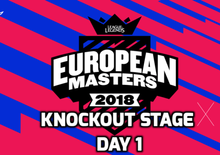 European Masters, Knockout Stage Day 1