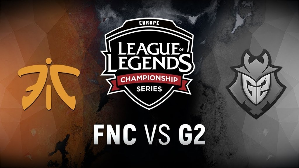 Fnatic are the new EU LCS Spring Split Champions