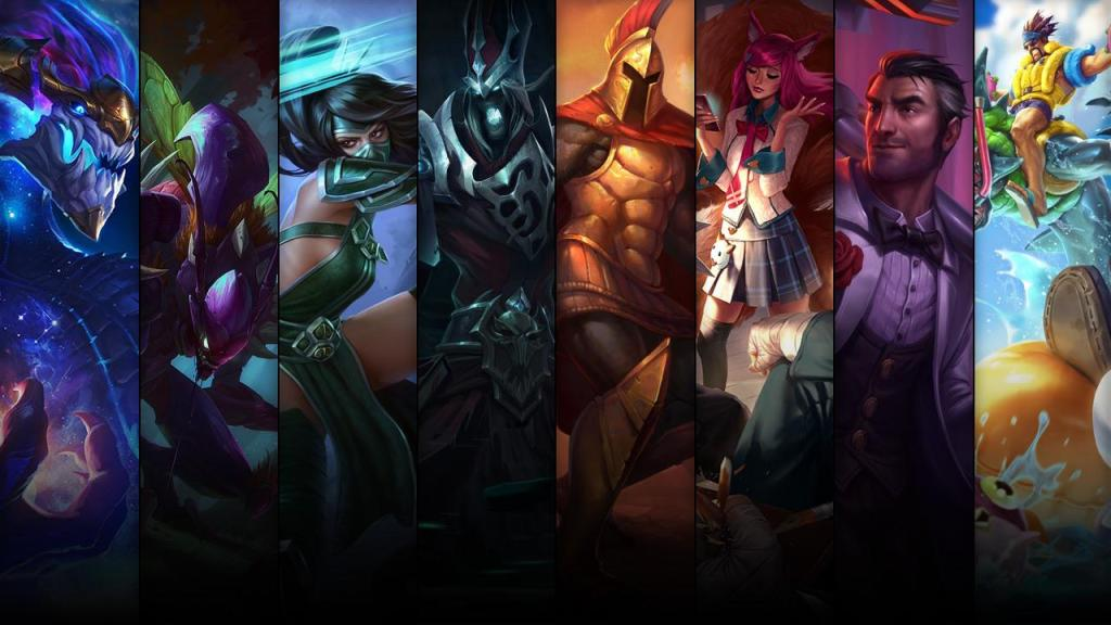 Champion and Skin Sale 05.11 - 05.14