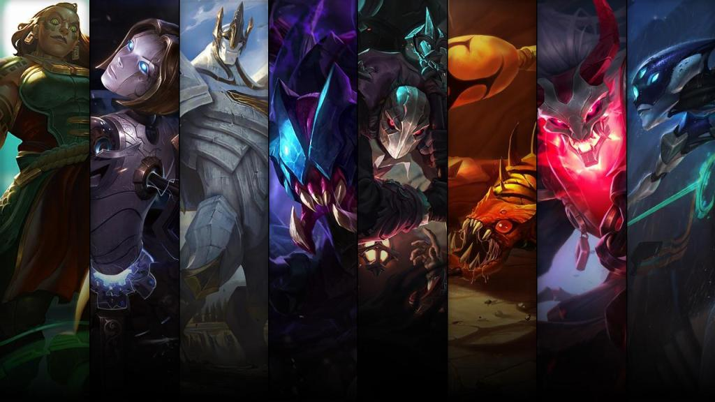 Champion and Skin Sale: 05.15 - 05.18