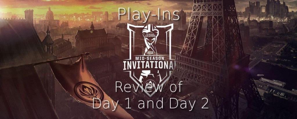 MSI Play-Ins Day 1 and 2 Review: Gambit and SuperMassive go undefeated