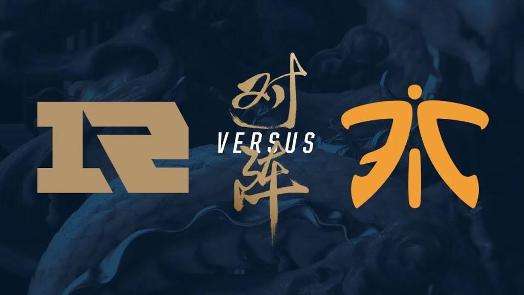 MSI Semifinals: Royal Never Give Up vs Fnatic