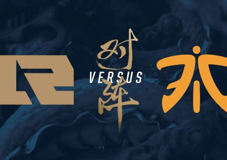 MSI Semifinals: Royal Never Give Up vs Fnatic