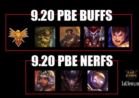 9.20 PBE Update