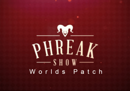 Phreak Show - Worlds Patch