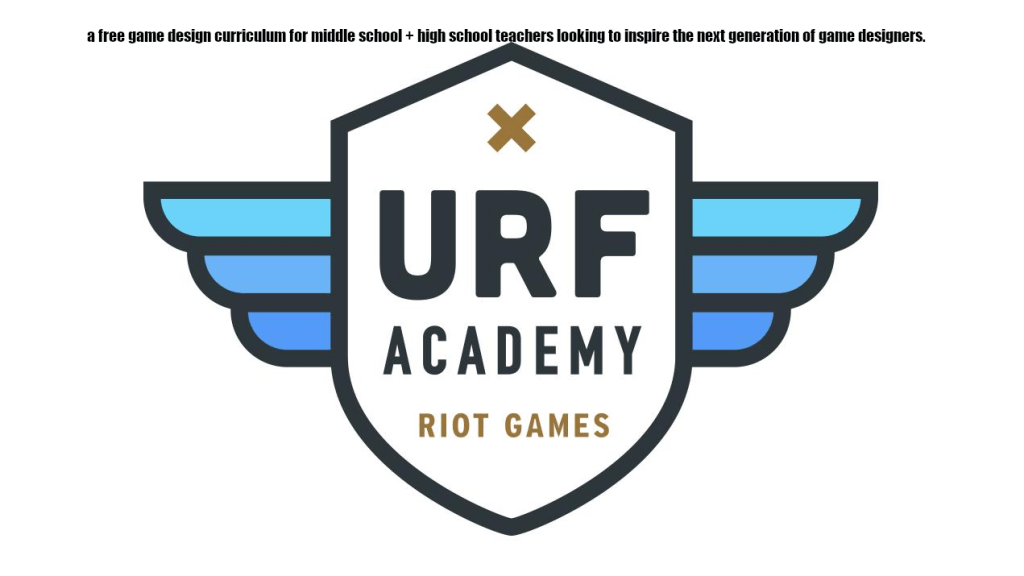 URF Academy Online by Riot Games, Learn and Teach
