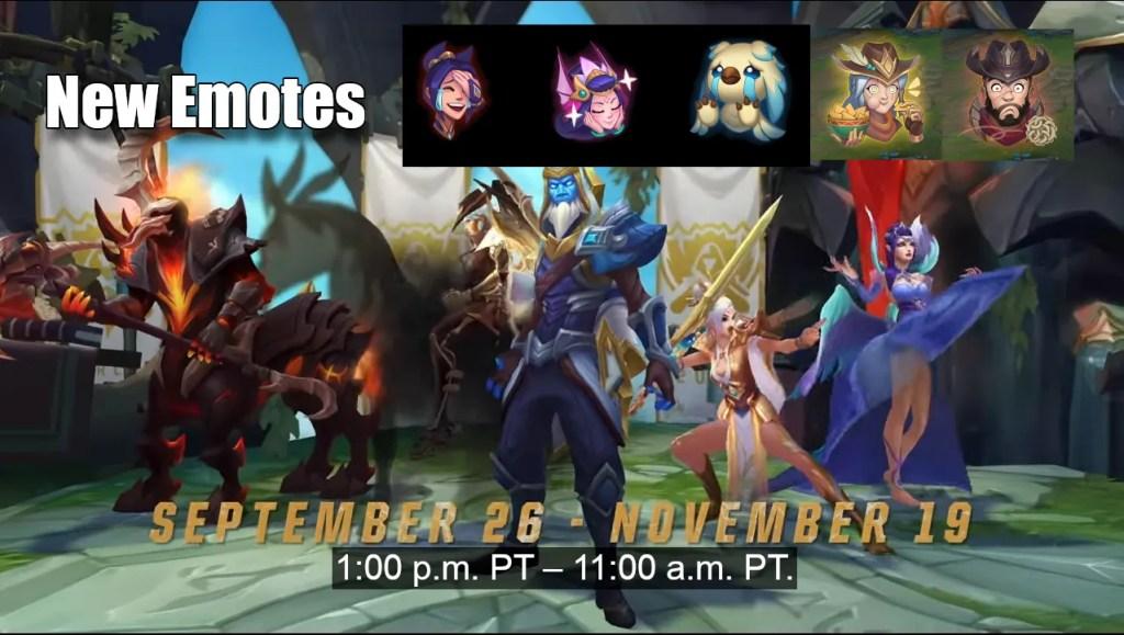 Worlds 2019 |Sep. 26 – Nov. 19 |1:00 p.m. PT – 11:00 a.m. PT.
