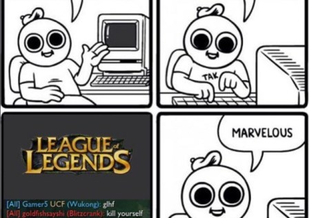 League of Legends Memes – Have Fun