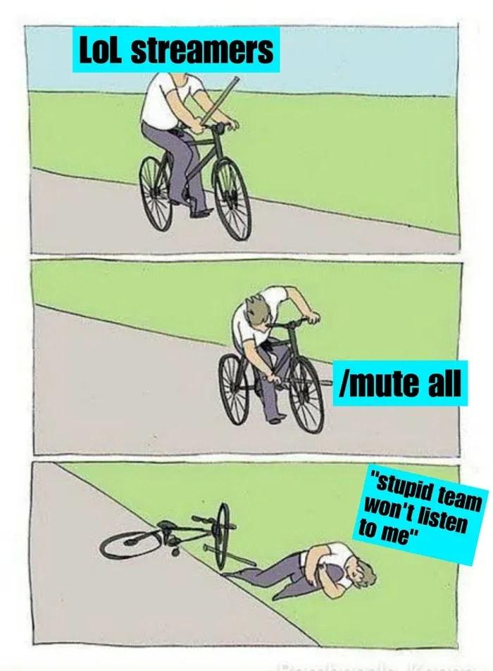 League of Legends Memes - Mute ALL